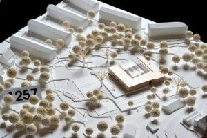 Modell Kinder- und Jugendhaus